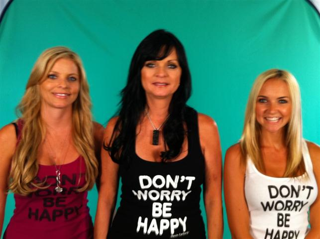 Did you know that Dont Worry Be Happy Foundation and DWBHshirts.org .....